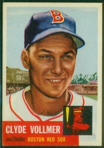 1953-Topps-Card-032-Clyde-Vollmer-Boston-Red-Sox