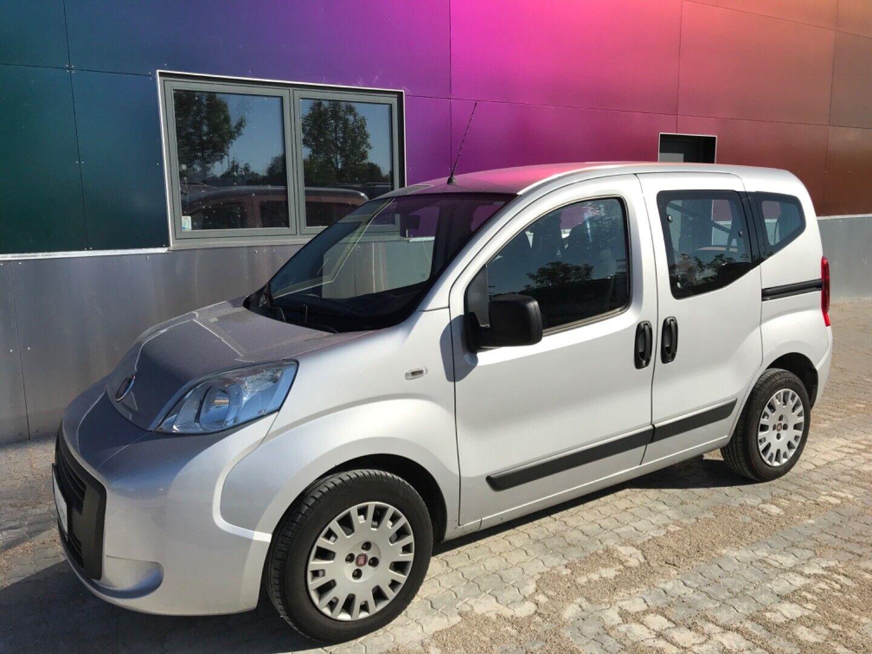 Fiat Qubo 1,3 MJT 75 MTA 5d - 59.900 kr.