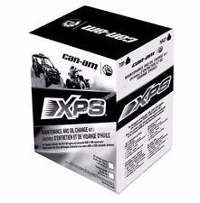 Cam-am Maverick 1000 Turbo XDS XRS Oil Change Kit XPS Synthetic Blend 703500904