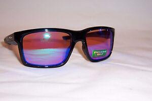 46a908f92ce Image is loading New-Oakley-Sunglasses-MAINLINK-OO9264-23-POLISHED-BLACK-