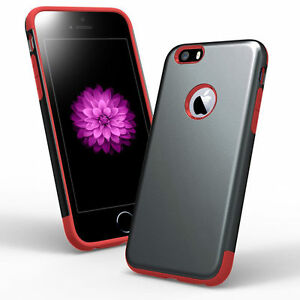 Luxury-Ultra-thin-Shockproof-Hard-Back-Case-Skin-Cover-For-Apple-iPhone-Models