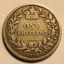 Great Britain Shilling, 1872
