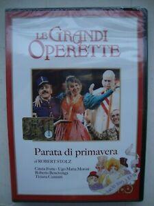 DVD-LE-GRANDI-OPERETTE-PARATA-DI-PRIMAVERA-NEW