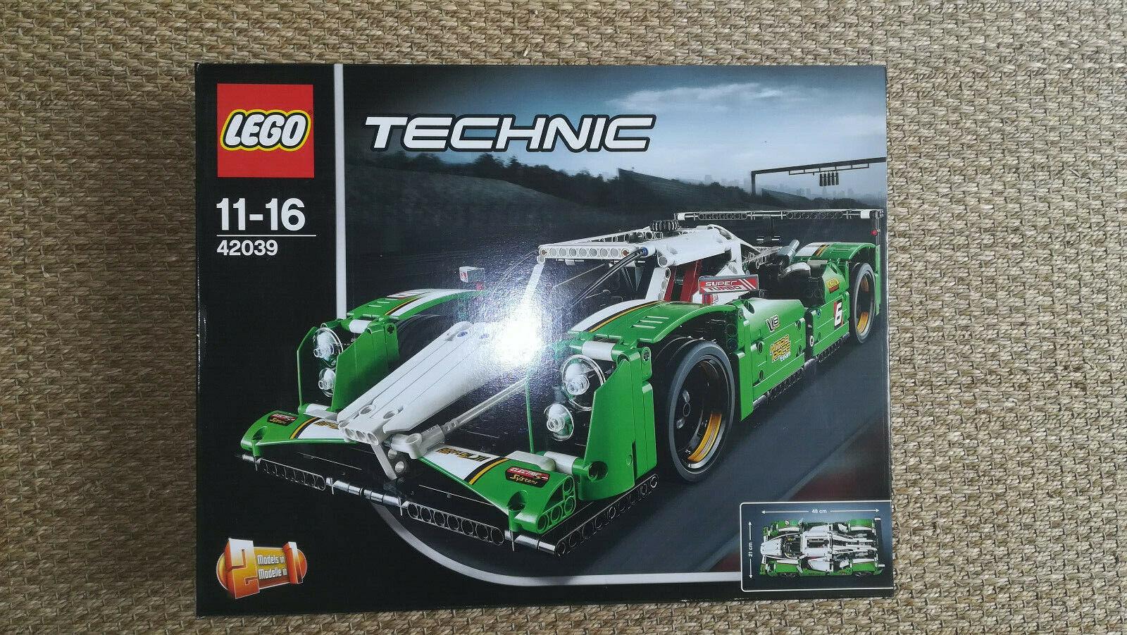 LEGO NEUF scellé TECHNIC 42039 24 HOURS RACE CAR voiture de course