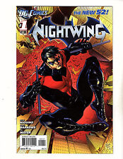 Nightwing #1 (November 2011, DC)