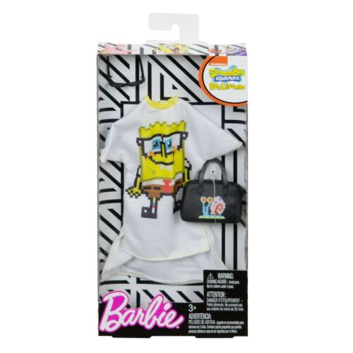 Barbie SpongeBob Squarepants Fashion Pack