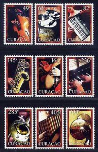 Curaçao 2011 Instruments De Musique Music Musical Instruments Musique 19-27 Neuf Sans Charnière-te Music Musical Instruments Musik 19-27 Mnh Fr-fr Afficher Le Titre D'origine Belle Apparence
