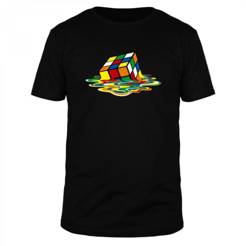 Zauberwürfel Sheldon Cooper Big Bang Cube TV Fernseh Sitcom Comedy T-Shirt