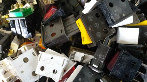 Surtido gigante de diferentes interruptor variedades diverse 100 unidades