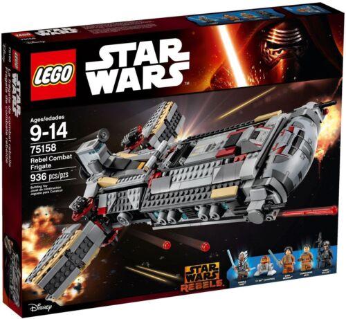 "LEGO® Star Wars™ 75158 /""Rebel Combat Frigate/"" Exklusives Set NEU//OVP NEW MISB"