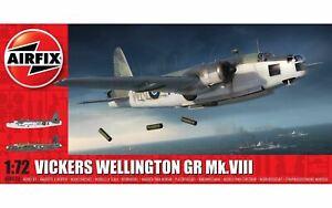 Airfix-Vickers-Wellington-Mk-viii-1-72-Aircraft-Modele-Kit-A08020