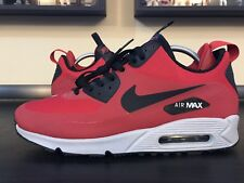 meet 10e5c 0102b item 3 Nike Air Max 90 MID WNTR Winter Men s size 13 Red Black Wolf Grey NEW  806808 600 -Nike Air Max 90 MID WNTR Winter Men s size 13 Red Black Wolf  Grey ...