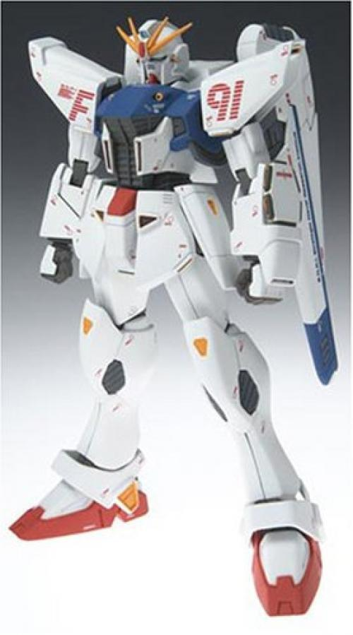 NEW GUNDAM FIX FIGURATION  0021b GUNDAM F91 & GUNDAM F90 II Action Figure BANDAI
