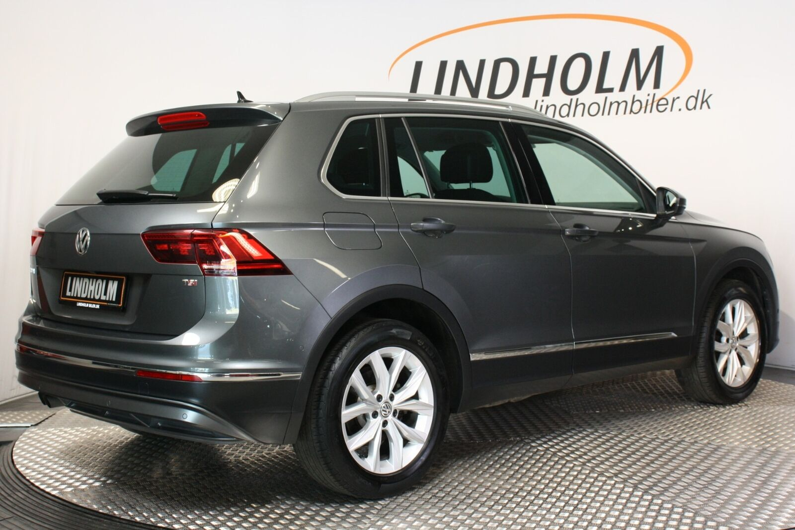 VW Tiguan TSi 150 Highline DSG