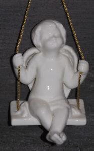 Weihnachten-Deko-Weihnachtsschmuck-Engel-Porzellan-Baumschmuck-13-8-5-10-cm