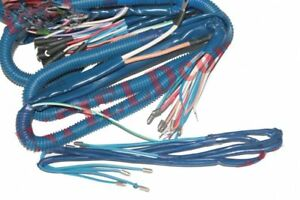 Wiring Loom Harness For Ford 2600 3600 4600 Models S2u | eBayeBay