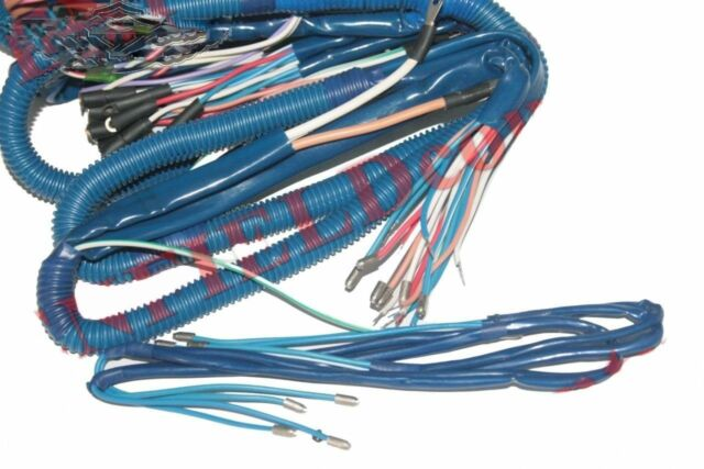 Wiring Loom Harness Ford 2600 3600 4600 Models