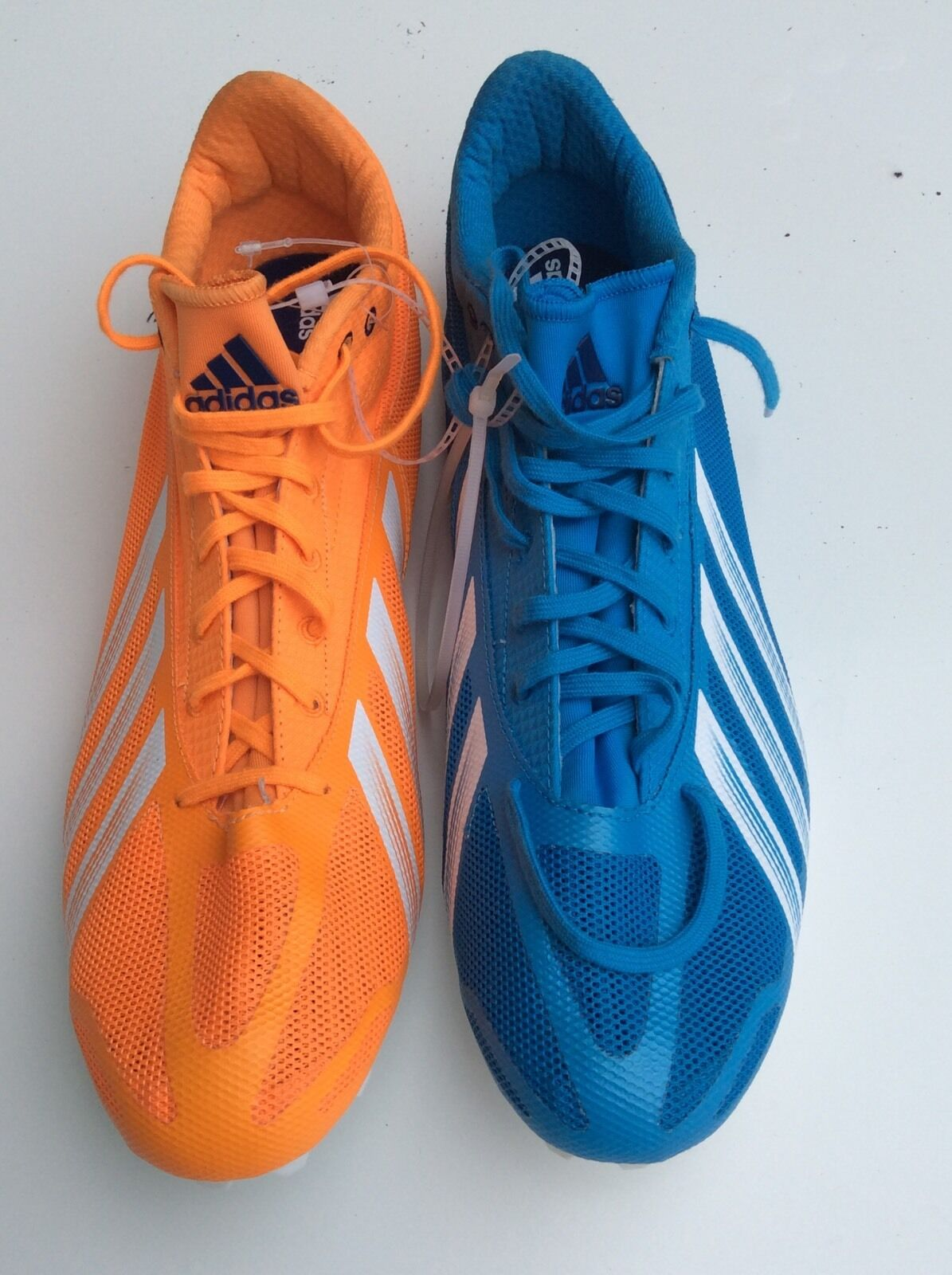 ADIDAS SPRINT STAR IV Track & Field Shoes NEW n w/Spikes & tool The latest discount shoes for men and women
