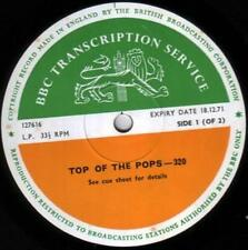 BBC320 Transcription DiscLive TOP POPS Kinks Bee Gees Fleetwood Mac Stone Crowes