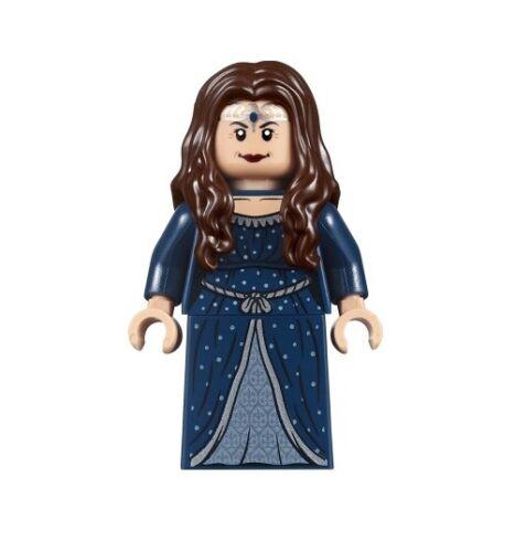 NEW LEGO HARRY POTTER MINIFIG ROWENA RAVENCLAW CASTLE 71043