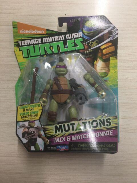 Teenage Mutant Ninja Turtles Mutations Dogpound Mix /& Match Nickelodeon New