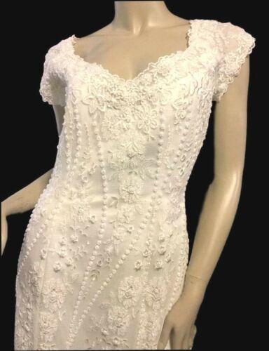Jasmine Haute Couture Designer Wedding Gown Size 1