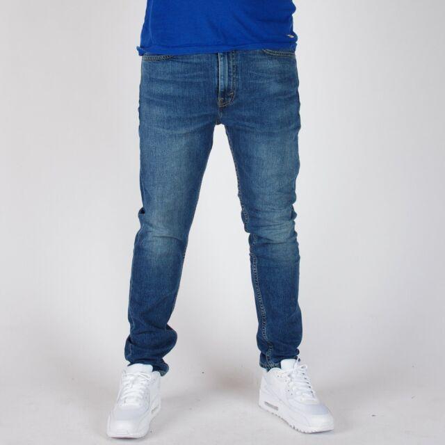 Levi's 510 Skinny fit Giant Reed blau Herren Jeans 32/30