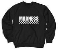 Madness Band Ska Two-tone Unisex Hoodie Sweatshirt All Sizes