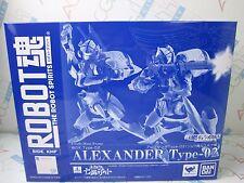 Code Geass Akito the Exiled Alexander Type-02 Ryo & Yukiya Robot Spirits Figure