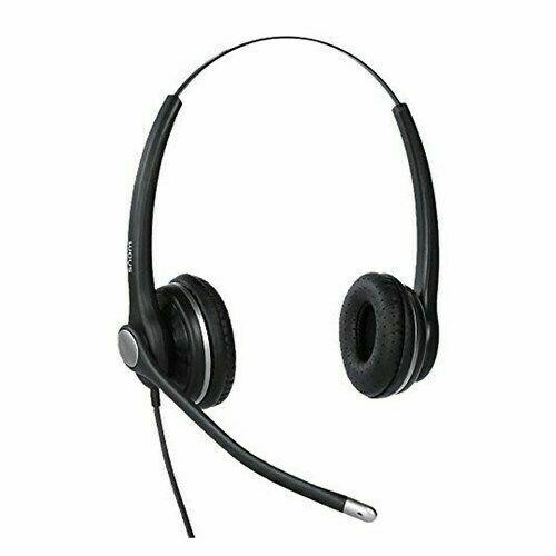 Snom A100D Wired Binural Headset Qd Rj9 811819012135 | eBay