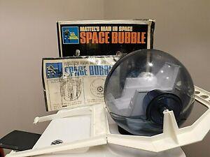MAJOR-MATT-MASON-SPACE-BUBBLE-1968-034-COLLECTOR-GRADE-034-BOX-amp-INSTRUCTIONS-034-WOW
