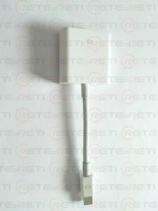 APPLE-MB570Z-A-Mini-DisplayPort-to-DVI-Adapter-Bianco-A1305