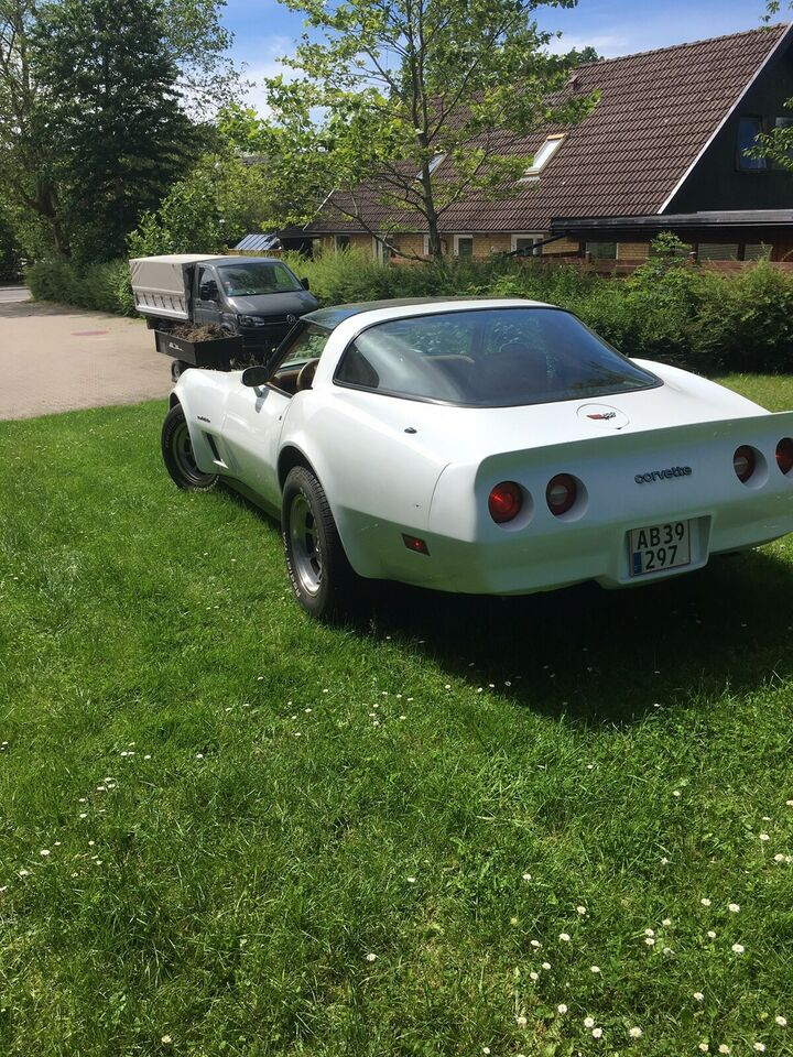 Corvette Stingray, 6,2 Convertible, Benzin