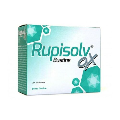 SHEDIR PHARMA RupisolvOx Urinary Tract Health Supplement 20Single-dose Sachets