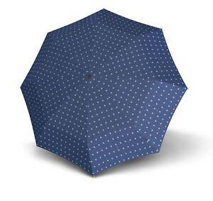 Knirps T.703 Stick Automatic Regenschirm Kelly Blue Uv-protection Blau Neu Damen-accessoires Schirme