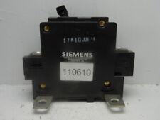 New Siemens Mbk100a 100 Amp Main Circuit Breaker Open Box Paperwork Hardware