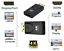 thumbnail 2 - Display Port DP Male To HDMI Female Adapter Converter Adaptor For HDTV. 073
