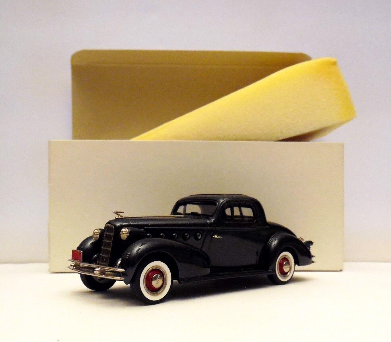 Brooklin modelle 1934 la salle 350 coupé brk84