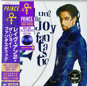 PRINCE-RAVE-UN2-THE-JOY-FANTASTIC-IMPORT-2-LP-WITH-JAPAN-OBI-Ltd-Ed-O23