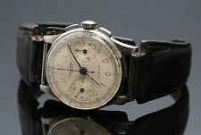 Universal Geneve Compur Vintage Wrist Watch Cal 281 Chronograph PARTS/REPAIR