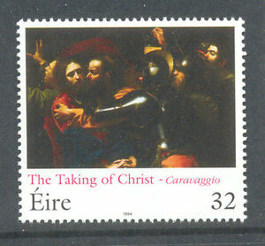 Irlande-caravaggio-art Paintings Neuf Sans Charnière Unique-les Artistes - 1994 (902)-ggio-art Paintings Mnh Single-artists-1994 (902)fr-fr Afficher Le Titre D'origine TrèS Poli