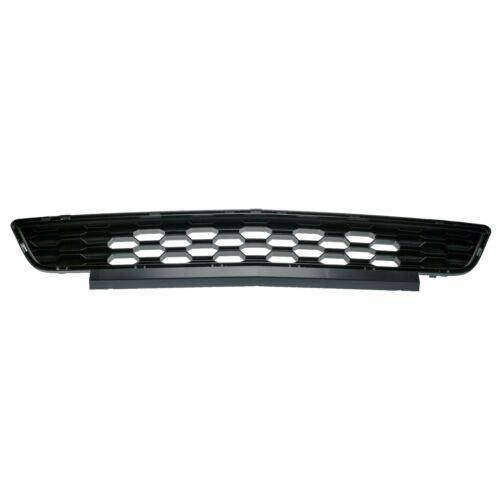 OEM NEW 2.3L EcoBoost Lower Bumper Insert Grille Carbon Black 5-17 Ford Mustang