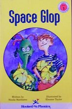 Space Glop (Hooked on Phonics, Level 3, Book 1)