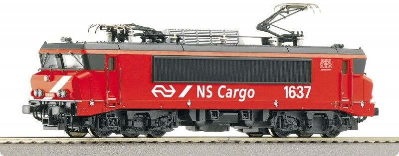 Roco 68674 NS-Cochego 1637 gasóleo rojo serie 1600 PE v ac-pista digital h0-nuevo