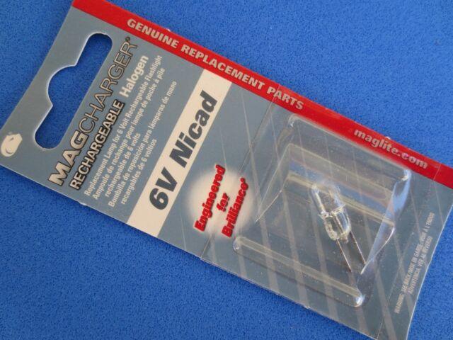 Lot de 12 Mag Lite Halogène De Remplacement Ampoule pour MAG rechargeable lampe de poche LR00001