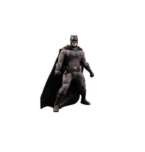 One 12 Collective Dawn of Justice   Batuomo By Mezco  consegna lampo
