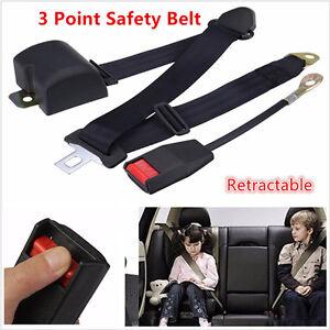 3-Point-Adjustable-Car-Seat-Belt-Bolt-Extension-Belt-Buckle-Strap-Safety-Buckle