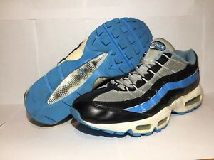 Rare 2005 Nike air max 95 blue black 3m size 12 Sean Wotherspoon