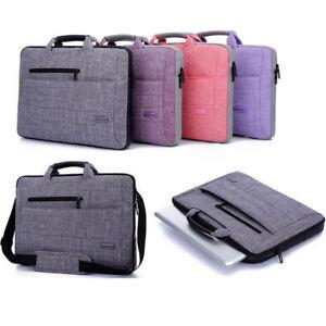 "HOT 15.6/"" For HP DELL Computer Notebook PC Laptop Shoulder Bag Cover Case"