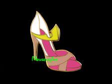 Sleeping Beauty PRINCESS AURORA Slipper / SHOE Disney 2012 Pin